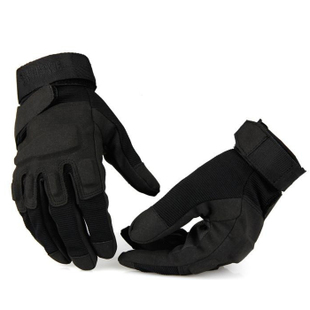 Freedom Rider outdoor Blackhawk full finger tactical gloves military fans slip climbing riding gloves sports gloves