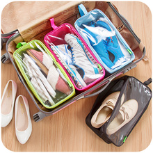 Occupy the home Han edition window travel shoes receive package Multi-purpose Oxford bags shoes waterproof dustproof shoe bag