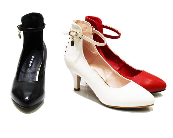 New high heeled shoes in spring 2015