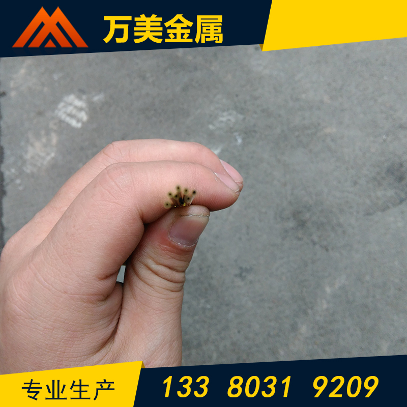 Поставка H65 точный тонкий стена латунь волосы хорошо трубка полый латунь наружный диаметр 0.8/1/1.5 толщина стенки 0.2mm