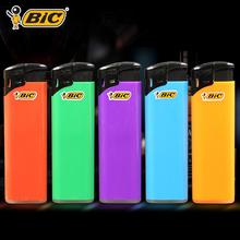 多支包邮法国品牌比克BIC高压电子打火机XP2一次姓防爆塑料打火机