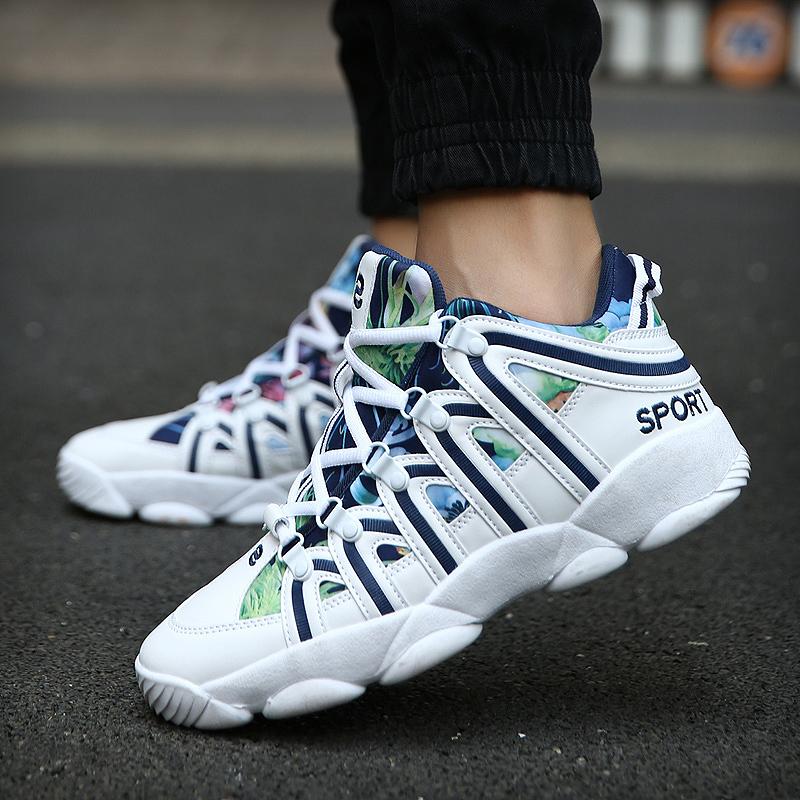Лето корейская волна обувной мужская обувь эрудированный помогите обувь молодежь улица обувь любители спортивный досуг обувной холст обувь