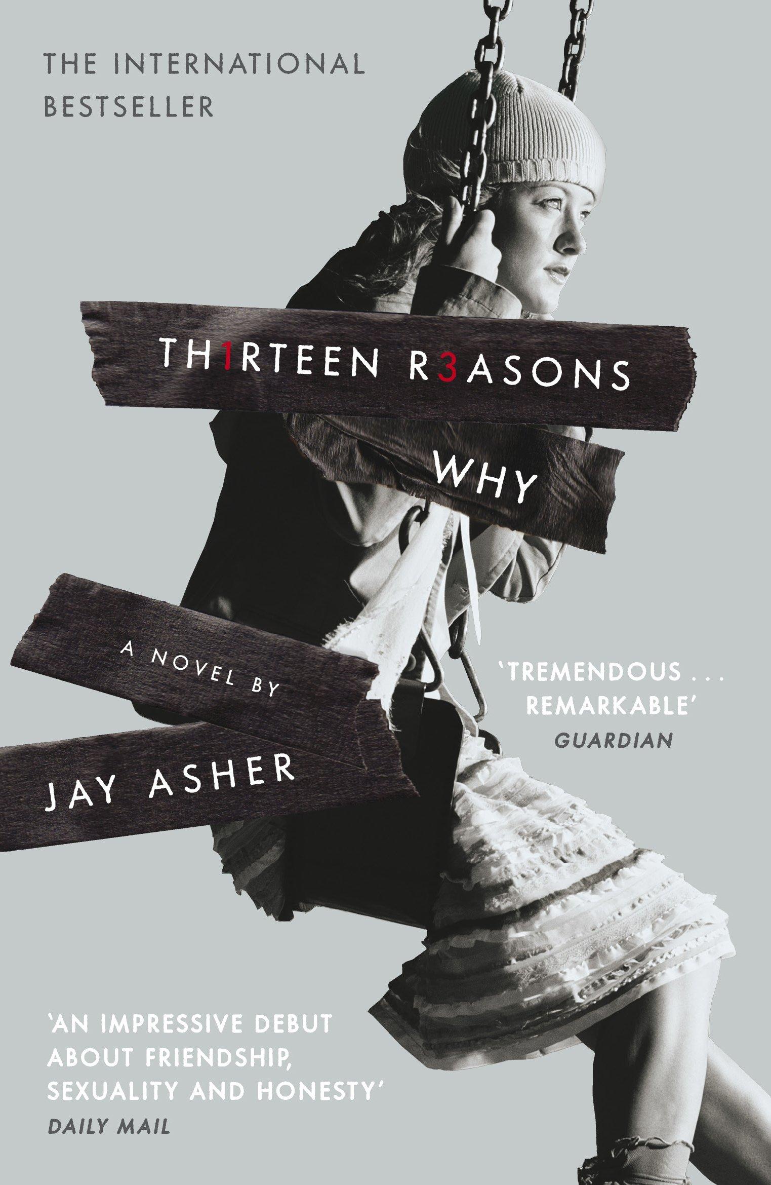 【中商原版】【英文原版】Thirteen Reasons Why /Jay Asher 十三个原因(电视剧版) 汉娜的遗言