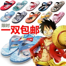 Cool on the baleno summer sandals flip-flops these costumes and animated cartoon lovers with men and women fashion shoes
