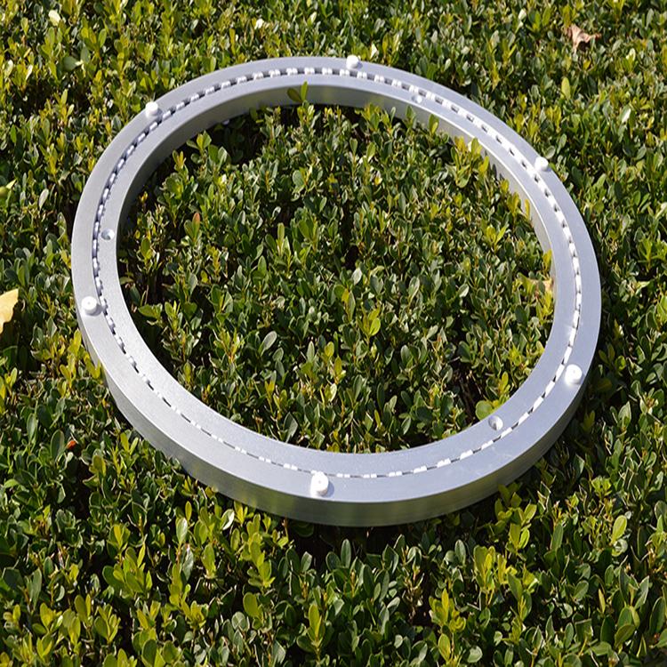 Грейс семья сорняки 16 дюймовый глушитель алюминиевых сплавов обеденный стол проигрыватель круглый стол проигрыватель деревянный мрамор стекло трек 400mm