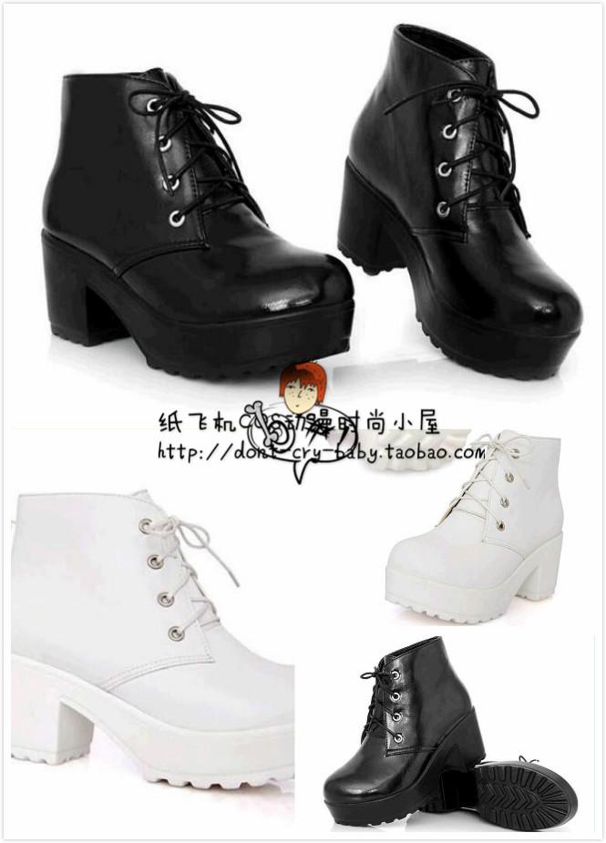 Токио упыри Кирисима Дон Сян Цзинь Muyan косплей COS обувь Обувь Токио может вид COS сапоги Сапоги
