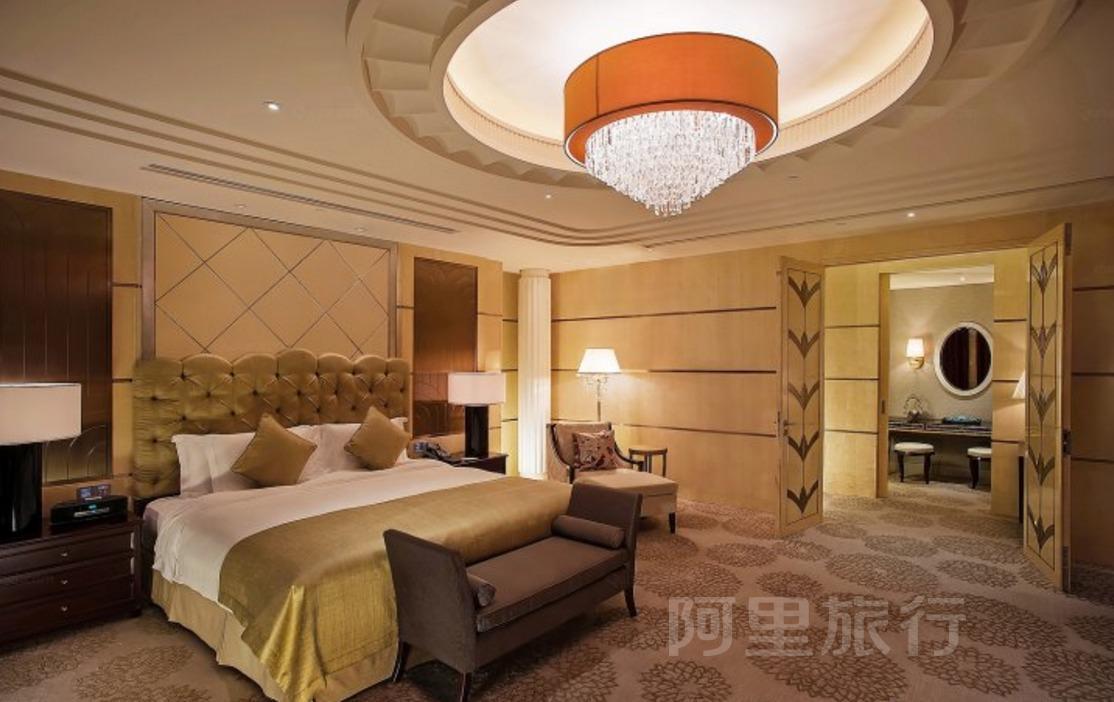 President suite, Xiaonanguo Garden Hotel, Zhonggu, Shanghai