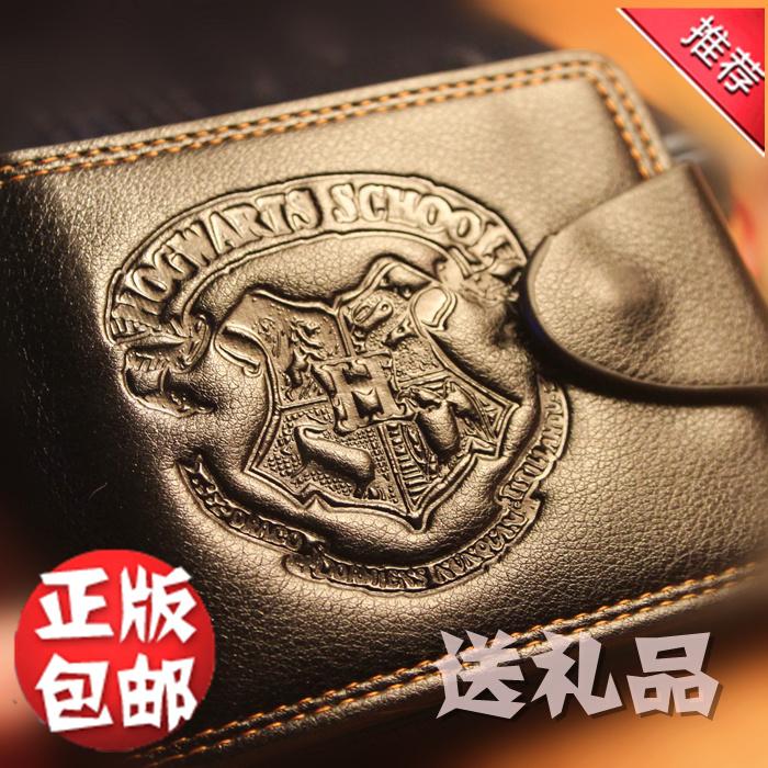 Пост Хогвартс Гарри Поттер бумажник ограниченный выпуск новых