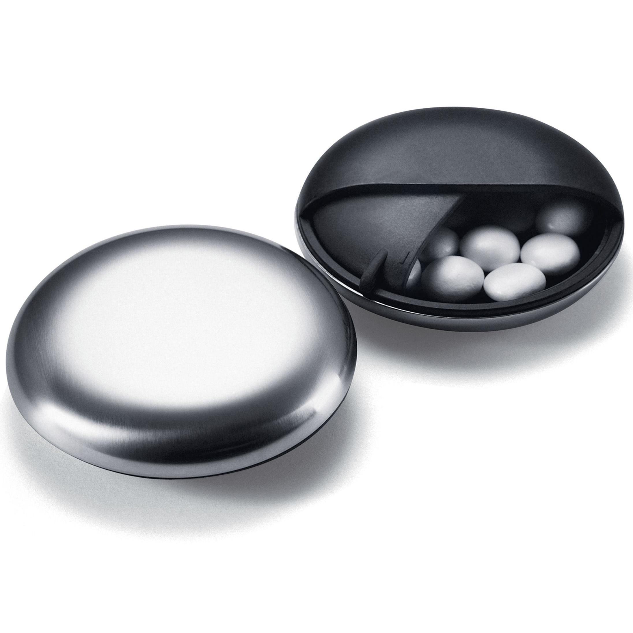 mopa药盒 随身小药盒 创意药盒口香糖盒时尚小收纳盒礼品定制19.00元包邮