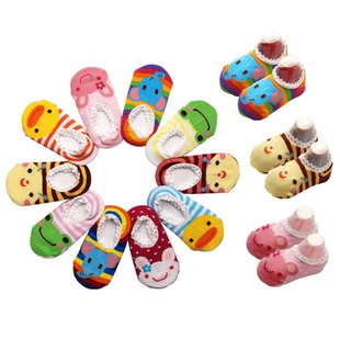 The new non slip boat super cute baby socks summer summer toddler socks floor socks baby socks baby socks