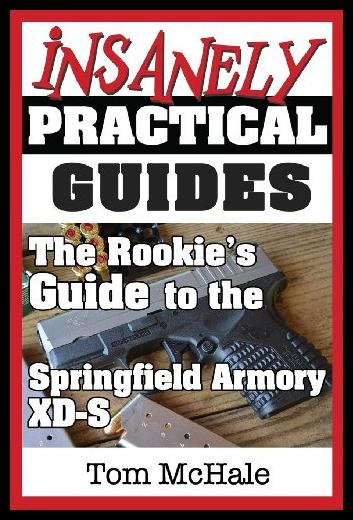 【预售】The Rookie's Guide to the Springfield Armory XD-S