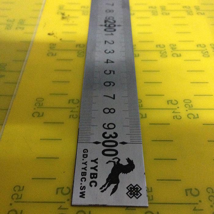 3米钢尺 3米钢直尺 3米不锈钢直尺 3000毫米钢直尺 3米标尺30#1
