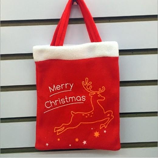 圣诞节礼物袋 圣诞节用品 装饰品