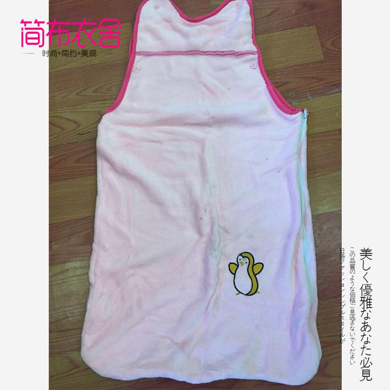 Качественный импортный товар ребенок спальный мешок ребенок ребенок спальный мешок противо удар находятся младенец младенец спальный мешок осенью и зимой модель коралл волна