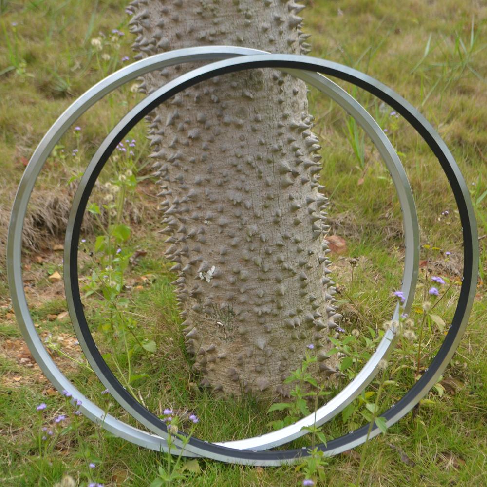 Велосипед шоссе автомобиль 700C алюминиевых сплавов двойной 20 отверстие 24 отверстие 32 отверстие V тормоза круг нож кольцом