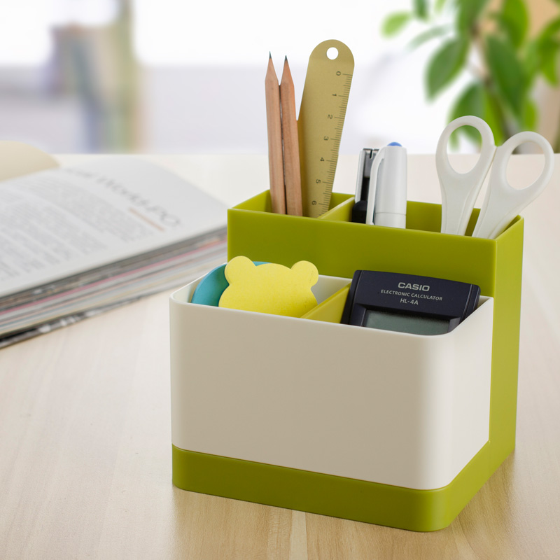 Студент многофункциональный творческий пенал офис комната использование личность мода канцтовары в коробку корея милый наряд пенал