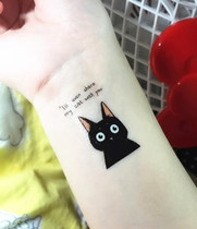 Little Cat waterproof tattoo stickers