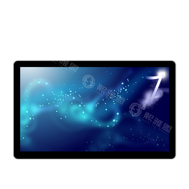 32寸42寸50壁挂式触摸屏电脑一体机 电子白板教学红外多媒体触摸