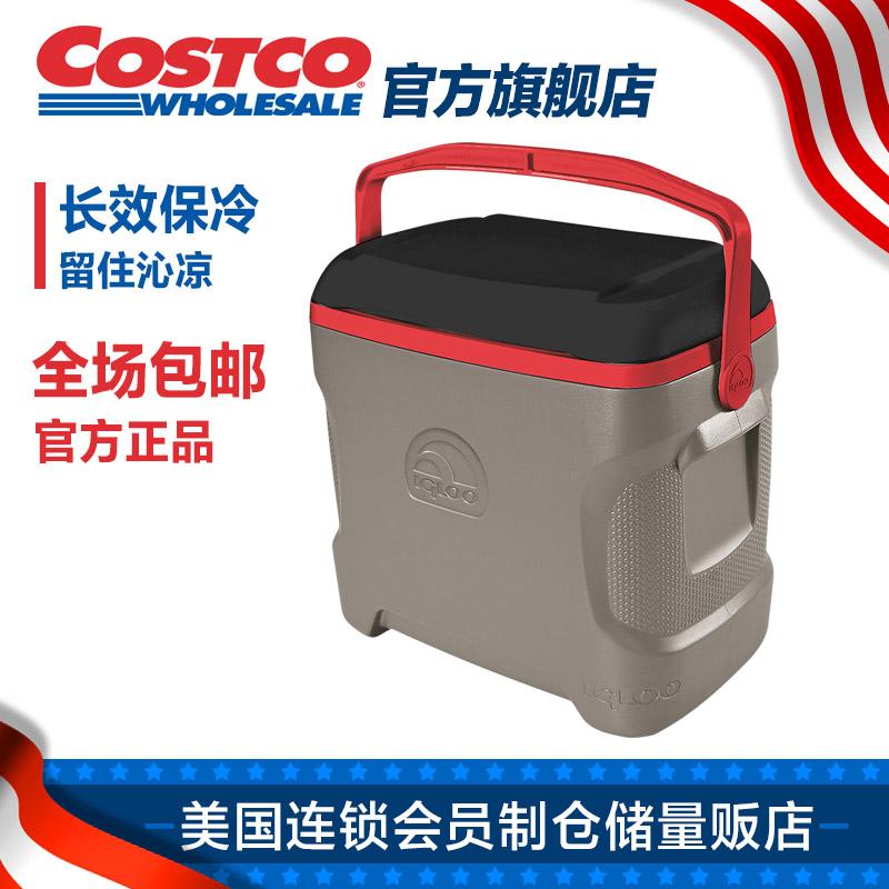 IGLOO сша система легкий лед баррель 28 литровый страхование холодный коробка на открытом воздухе сохранение холодильник Costco прямой