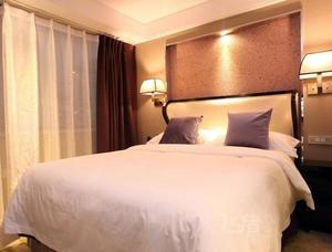 成都慕思威尔酒店特惠大床房