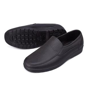 雨鞋男厨房水鞋男夏季低帮时尚短筒雨鞋防滑工作雨靴男洗车防水胶