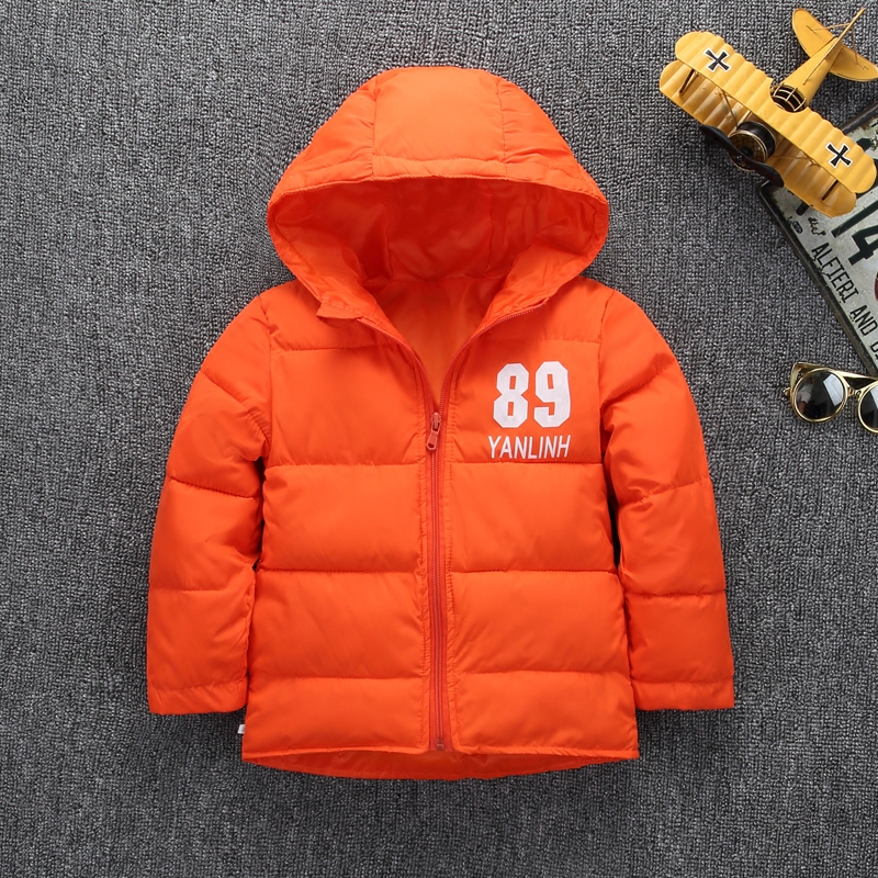 Иметь дело с зима ребенок хлопок мальчиков хлопок женская одежда ребенок ватник сгущаться ребенок пальто в обратных сезон ребенок одежда