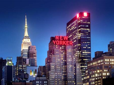 紐約客溫德姆酒店