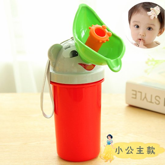 children portable car urinals urinal jug night girls and boys baby urinal stool, urine basin