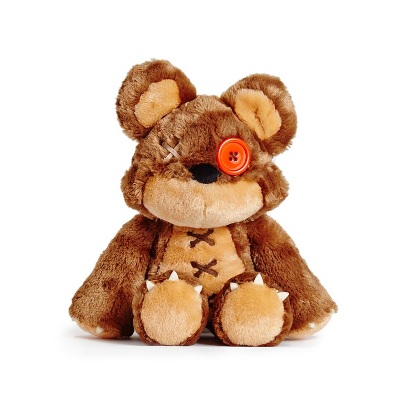 英雄聯盟LOL 提伯斯毛絨熊毛絨 安妮小熊手辦公仔玩偶