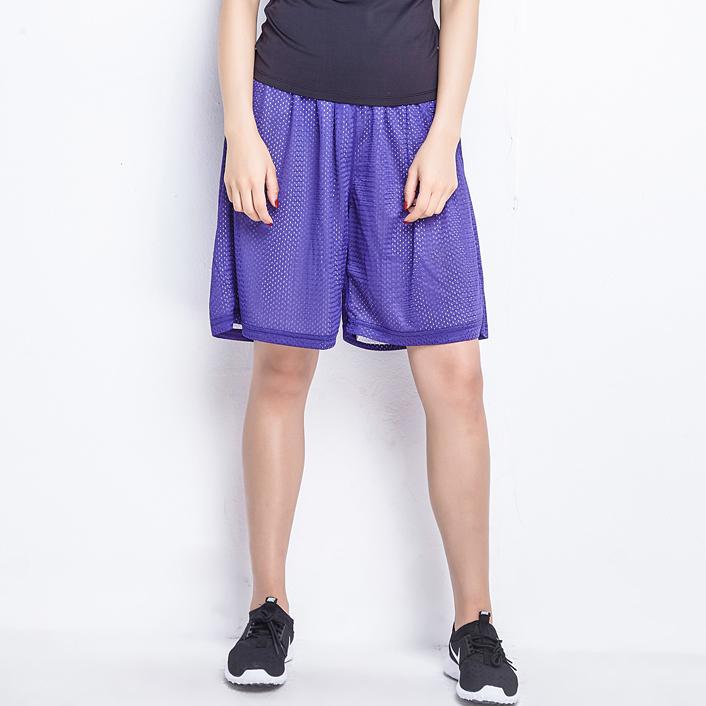 透气速干健身瑜伽跳操女士五分短裤24.00元包邮