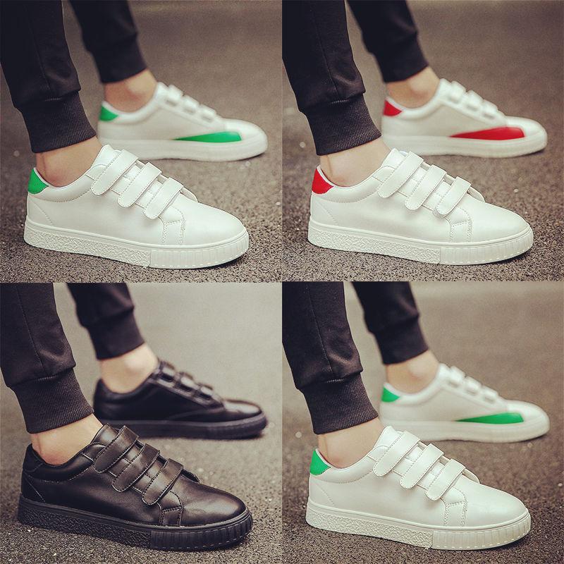 Новый летний дикий мужской обувь студент спортивный досуг обувной корейская волна струиться холст обувь новичок мужская обувь сын