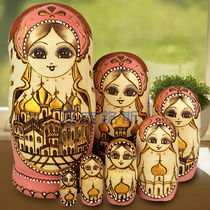 Yakelus Yaclus Authentic Lime Wood Russian baby set original authentic 0707
