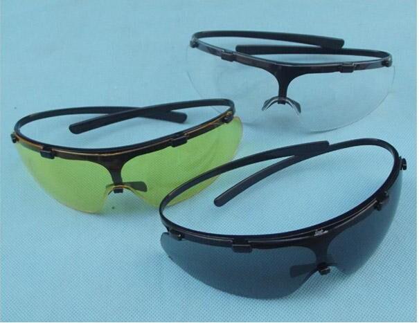 Популярный Защита глаз Противоударных зеркало Полировка защитного глаза зеркало Пылезащитный и песочный зеркало JJ