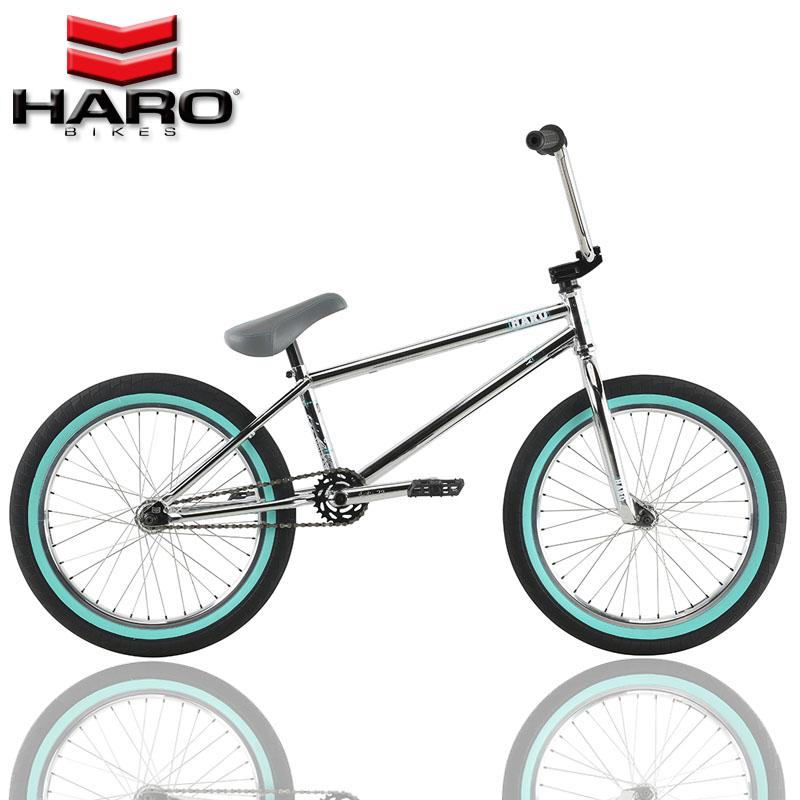 Предоставить официальное право 17 год HARO паром автомобиль MIDWAY 300.1 BMX паром автомобиль professional edition BMX велосипед