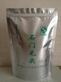 2019新茶特价散装湖南常德石门毛尖茶叶农家高山绿茶土特产250克