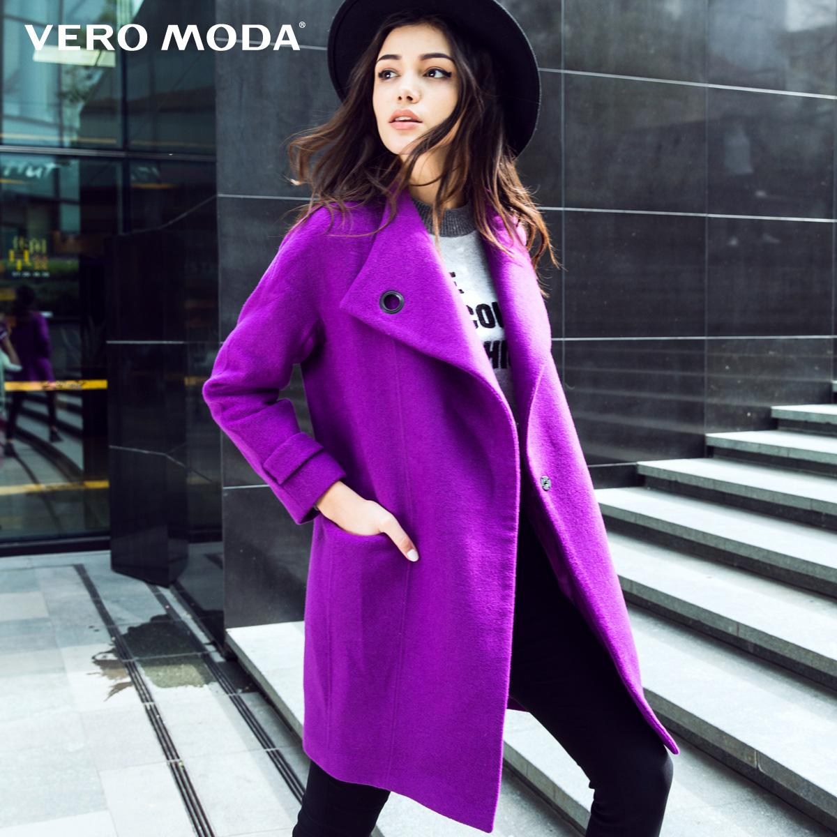 Vero Moda毛呢外套女装质量怎么样,是什么牌子