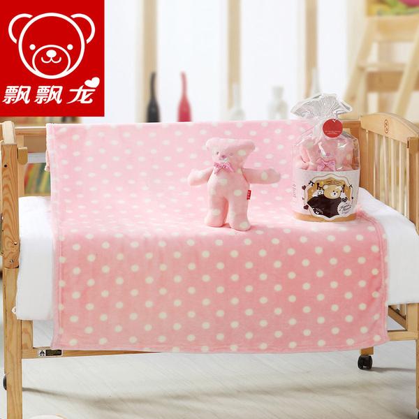 【飘飘龙_空调毯 】毛绒玩具熊公仔抱枕被子两用夏凉被办公午休毯