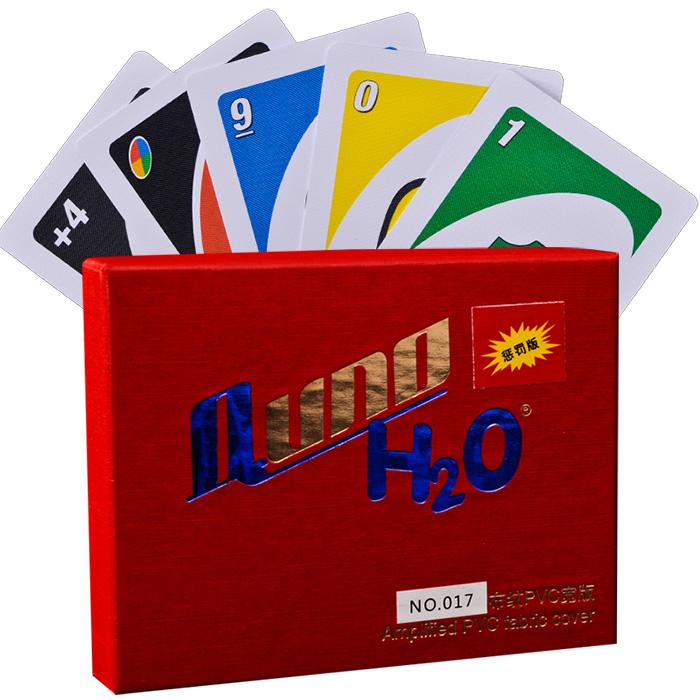 Стол тур сгущаться uno бумага карты отлично обещание карты кано карты PVC пластик черный обещание карты группа наказание uno карты игра карты