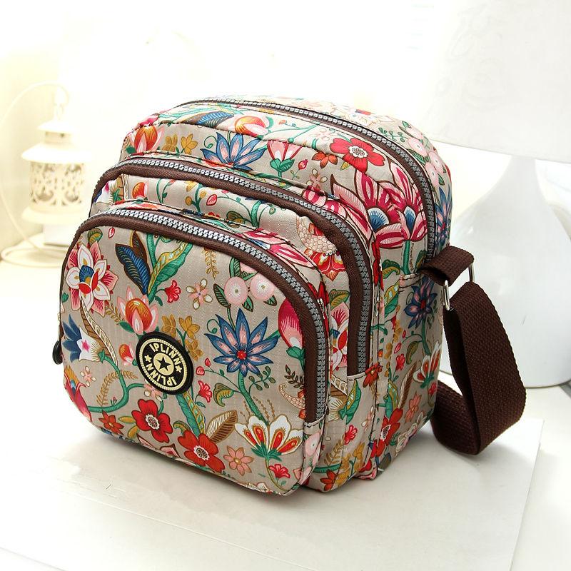 2016 прилив Корейский сумка нейлон холст Оксфорд спорта и отдыха пакет пакет многофункциональный мешок женщин сумки