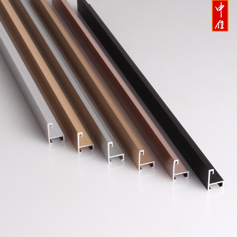 申佳铝合金相框窄边立体北欧装饰画拼图画框写真广告海报框定制