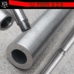 加工304不锈钢管件外径30壁厚6酸洗白色加厚壁工业空心圆管子30*6