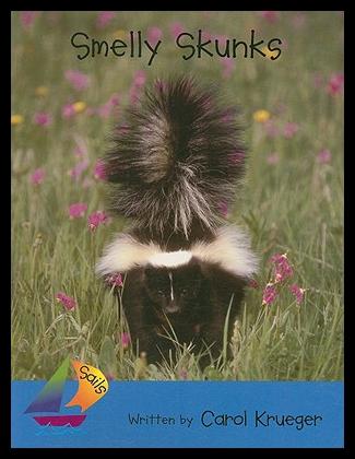 【预售】Smelly Skunks