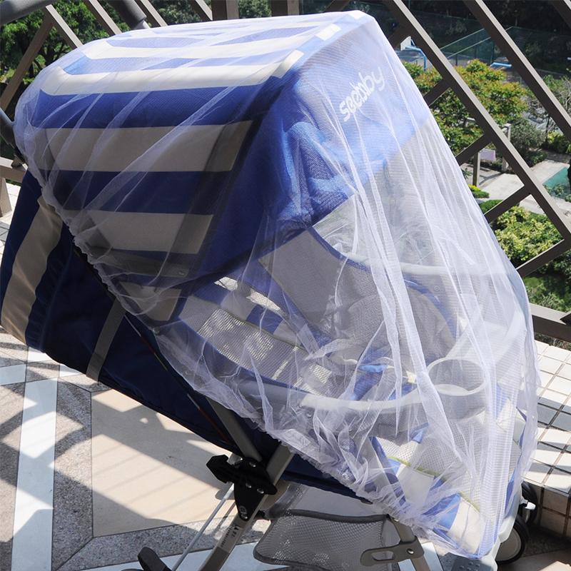 Накомарник ребенка коляска сетки полное покрытие универсальный ребенка комаров аксессуары детские тележки автомобилей