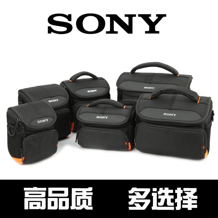 Sony索尼微单相机包单肩a6300/a6400/a5000/a7m3/A9单反 摄像机包