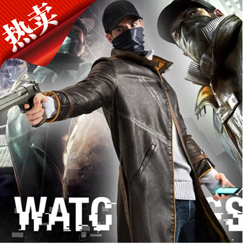 Watchdogs clothing watch dog