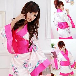 Japan Sakura Kimonos suit game uniforms temptation sexy clothes Kimonos COS improved uniforms costumes