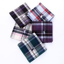 Exports, single Paul embroidery cotton gauze man handkerchief to wipe the sweat towels small towel