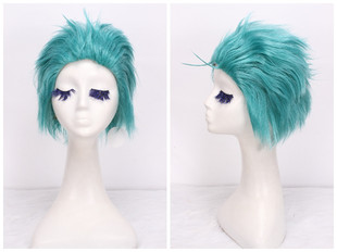 Anime cosplay wig short hair wig Sauron ZORO COS Piece ONE PIECE hot wire