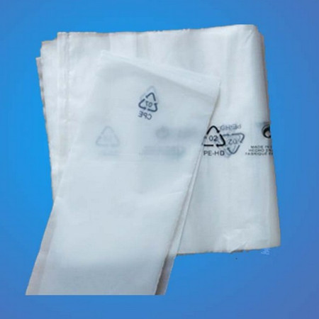18 * 26cpe frosted bag flat pocket printing environmental protection label mobile phone bag
