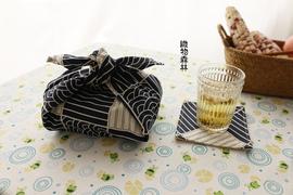 织物森林掌柜推荐手作和风日式风吕敷包袱皮便当包桌布方盖布